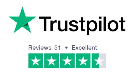 Our Trustpilot Reviews